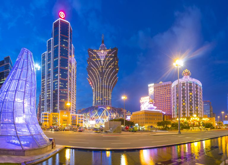 Hong Kong  Macau  Holiday Package 6 Days / 5 Nights