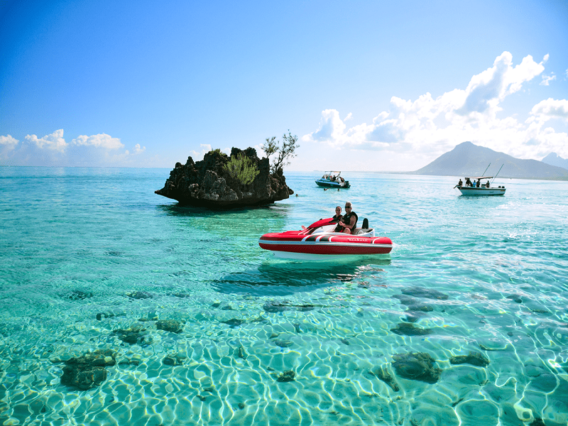 Mauritius Tour Packages Provider in Pitampura