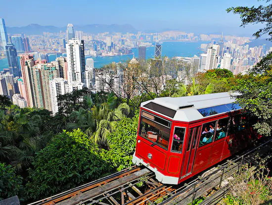 Hong Kong Tour Packages in Shalimar Bagh