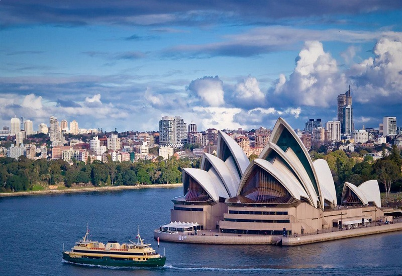 Australia Tour Packages Service Provider in Shalimar Bagh